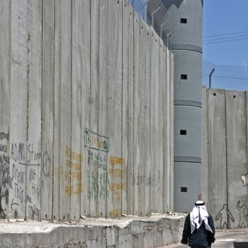 Israel's illegal Wall in the OPT