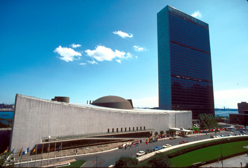 United Nations Headquaters