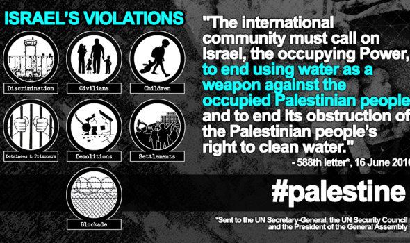 16 June 2016 – Israeli Collective Punishment Measures against the Palestinian People