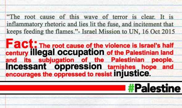 PRESS RELEASE: FACT-CHECKING ISRAEL'S STATEMENT TO THE UNSC