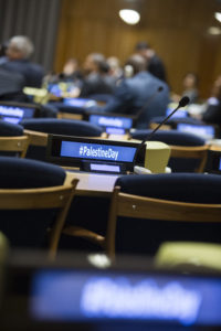 Committee on the Exercise of the Inalienable Rights of the Palestinian People Special meeting in observance of the International Day of Solidarity with the Palestinian People, in accordance with General Assembly resolution 32/40 B of 2 December 1977